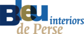 Logo Bleu de Perse Interiors