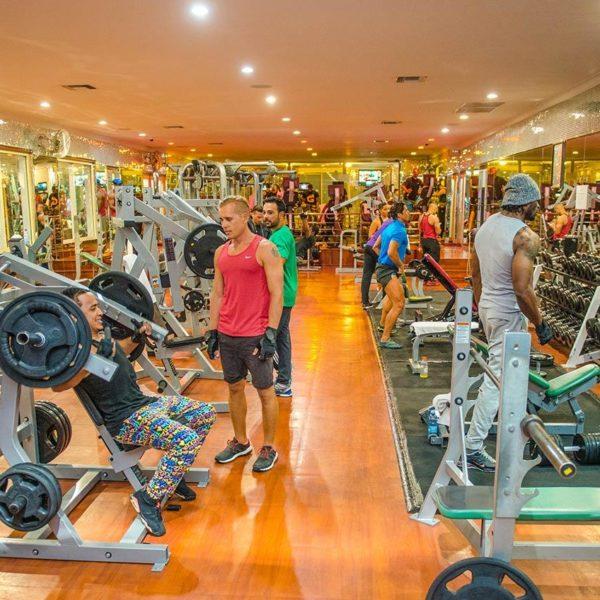 gym Princess Port de Plaisance Resort