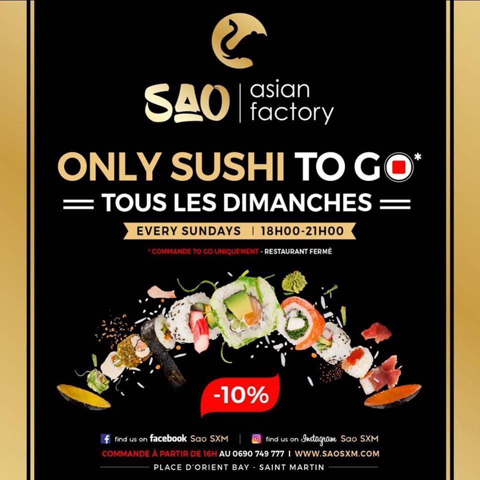sao sushi to go