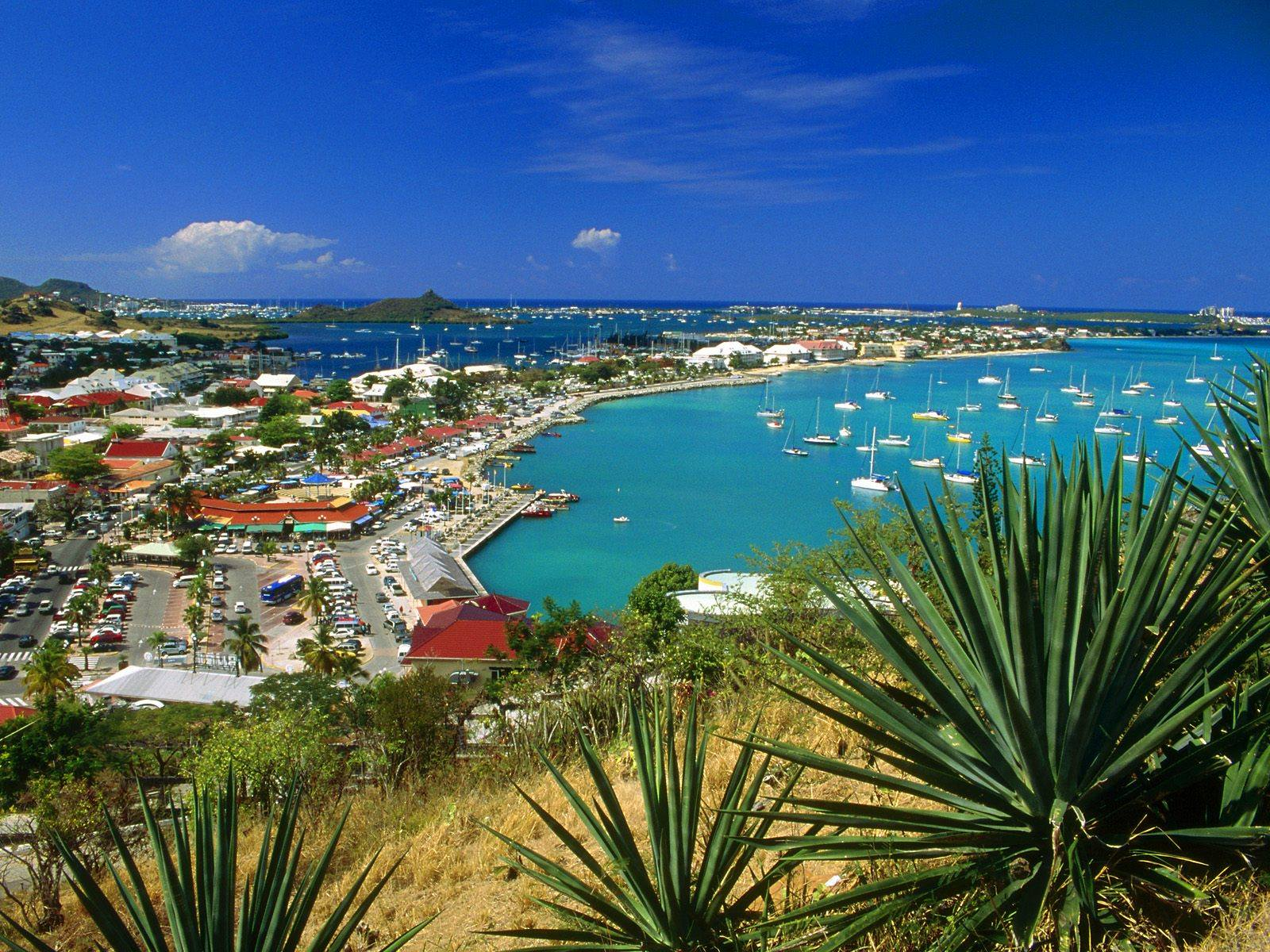 destination st martin