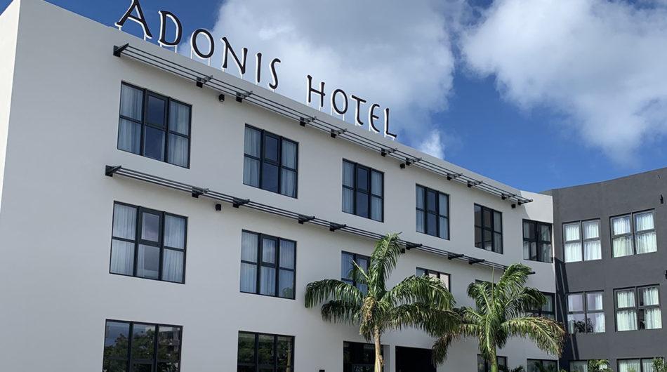 st maarten hotel adonis