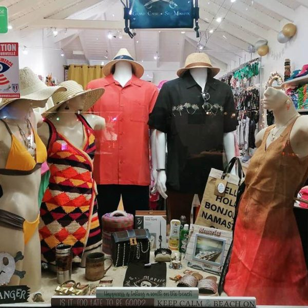 shopping saint martin island