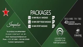 spaclinic sxm services