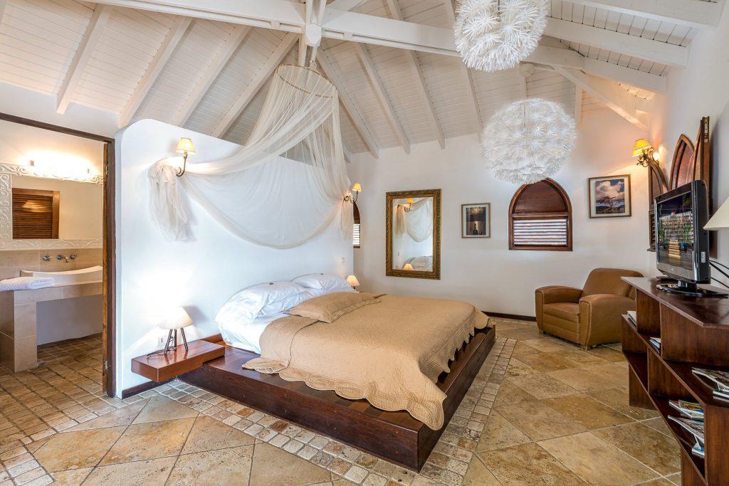Soleluna hotel nacre Suite bed x