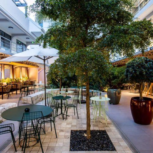 centre hotel sxm