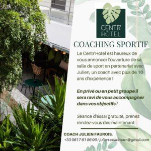 coaching centrhotel
